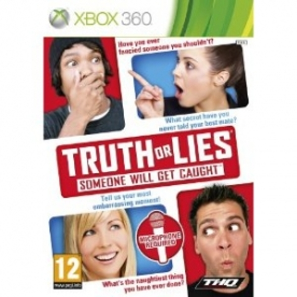 Ex-Display Truth or Lies Game Xbox 360 Used - Like New
