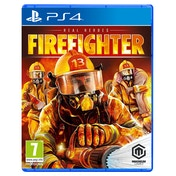 Real Heroes Firefighter PS4 Game