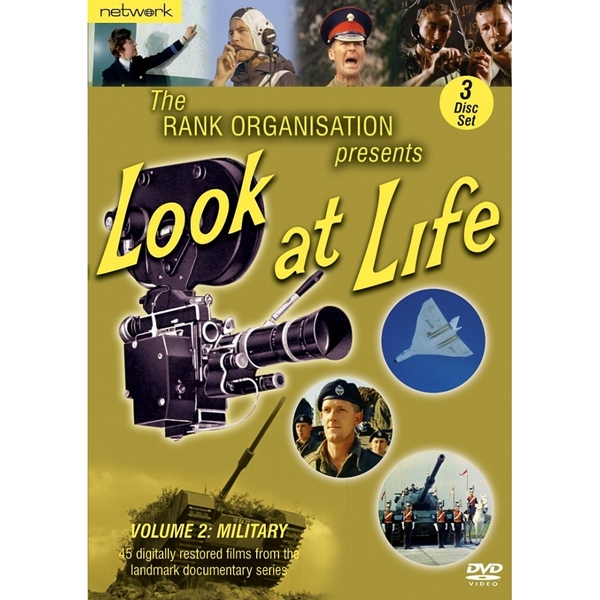 Look at Life: Volume Two - Military DVD