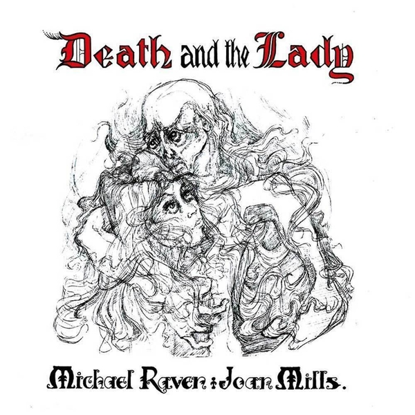 Michael Raven & Joan Mills – Death And The Lady Vinyl