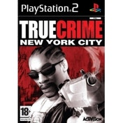 Ex-Display True Crime New York City Game PS2 Used - Like New