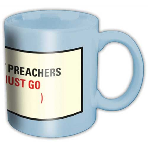 Manic Street Preachers - Everything Must Go Boxed Standard Mug