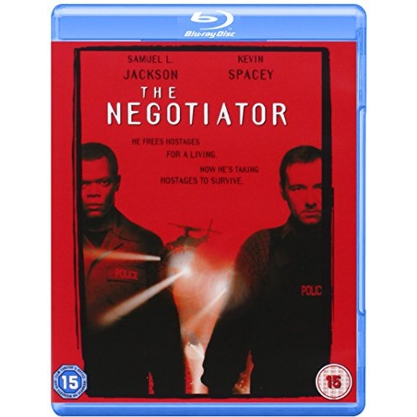 The Negotiator Blu-ray