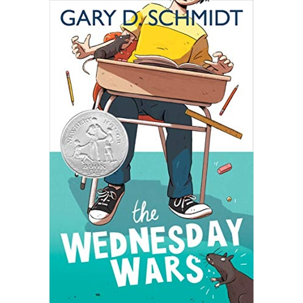 The Wednesday Wars by Gary D. Schmidt (Paperback, 2009)