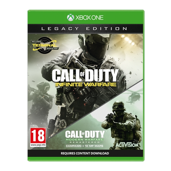 Call Of Duty Infinite Warfare Legacy Edition Xbox One Game - Image 7