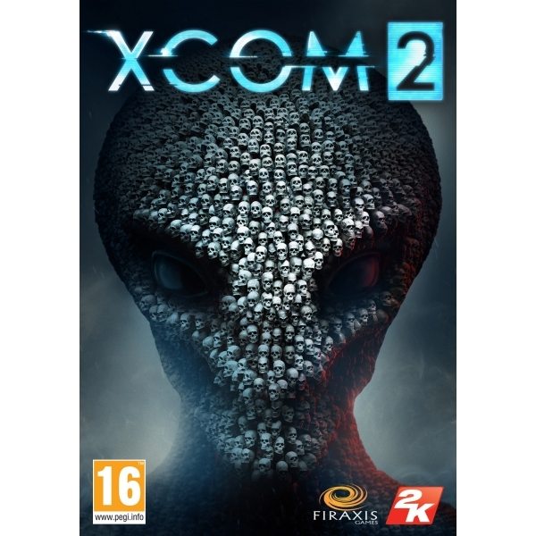 XCOM 2 PC Game (with Resistance Warrior DLC Pack)
