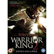 Warrior King 2 DVD