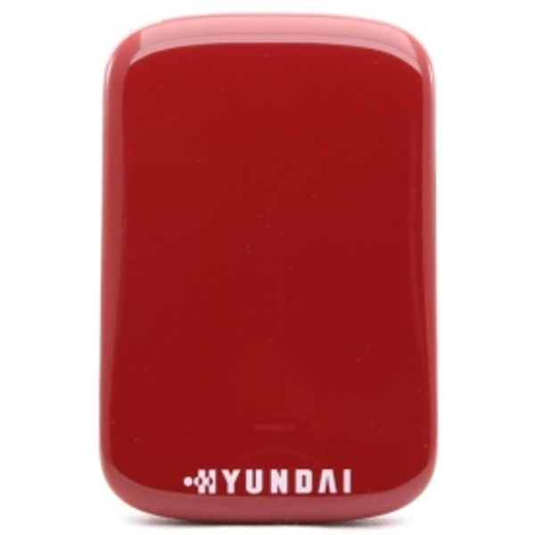 Hyundai HS2 256GB USB3 External Solid State Drive Red Dragonfly