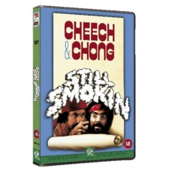 Cheech & Chong Still Smokin' DVD