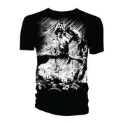Judge Dredd & 2000 AD - Judge Death by Frazer Irving Men's Small T-Shirt - Black