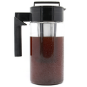 Iced Tea & Coffee Maker | Cold Brew Pitcher | M&W 1300ml New