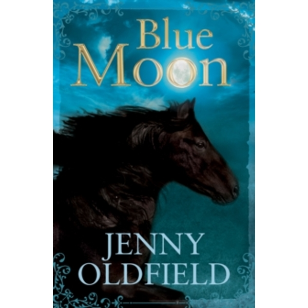 Blue Moon by Jenny Oldfield (Paperback, 2016)