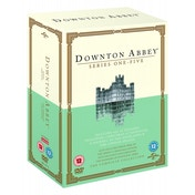 Downton Abbey Series 1-5 & Christmas Specials 2011 / 2012 / 2013 DVD