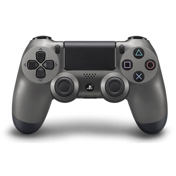 Official Sony Dualshock 4 Steel Black Controller PS4