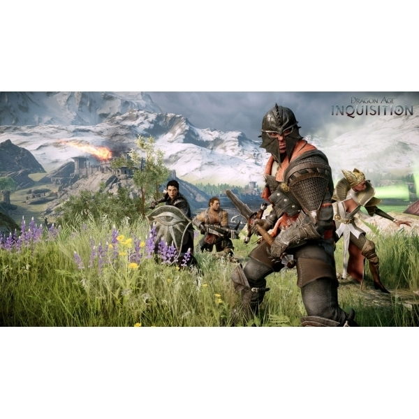 Dragon Age Inquisition (with Flames of the Inquisition DLC) Xbox 360 Game - Image 6