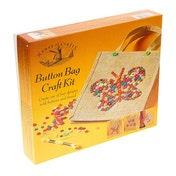 House of Crafts Button Bag Craft Kits