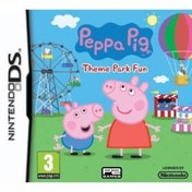 Peppa Pig Theme Park Fun Game DS