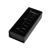 7 Port Dedicated USB Charging Station (5 x 1A  2 x 2A) - Standalone Multi-Port USB Charger