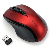 Kensington Pro Fit Mid Size Wireless Mouse - Ruby Red