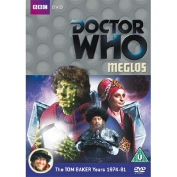 Doctor Who Meglos DVD
