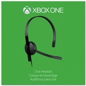 (USED) Official Microsoft Chat Headset Xbox One Used - Like New