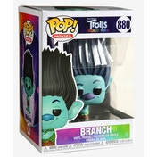 Branch (Trolls World Tour) Funko Pop! Vinyl Figure #880
