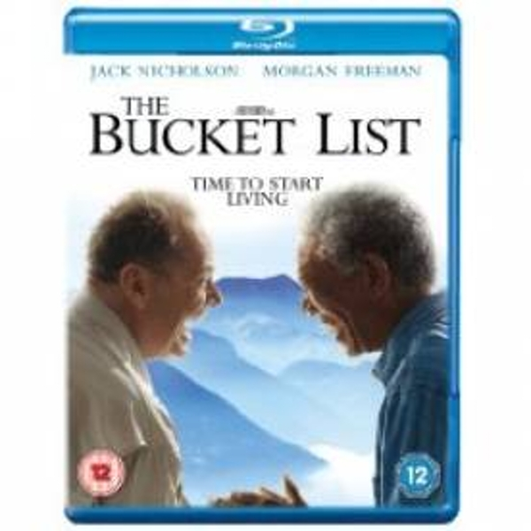 The Bucket List 2008 Blu-Ray