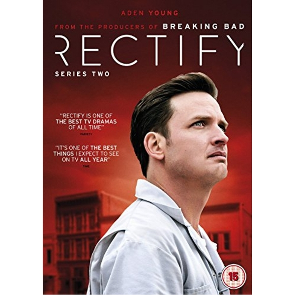 Rectify - Series 2 DVD