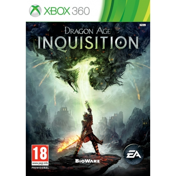 Dragon Age Inquisition Xbox 360 Game - Image 1