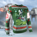 Star Wars - Battle of Endor Unisex Christmas Jumper Medium - Image 2