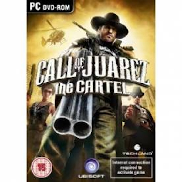 Call of Juarez The Cartel Game PC - Image 1