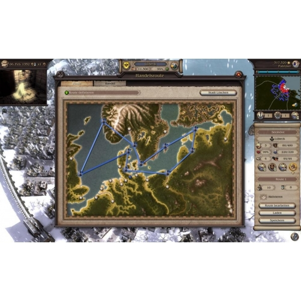 Patrician IV Gold Edition & Port Royale 3 Gold Edition Double Pack PC Game - Image 2