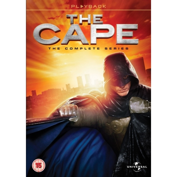 The Cape: The Complete Series DVD