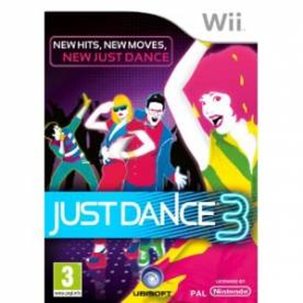 Just Dance 3 Game Wii