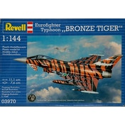 Eurofighter Typhoon Bronze Tiger 1:144 Revell Model Kit