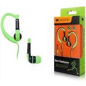 Canyon Sport Earphones Green