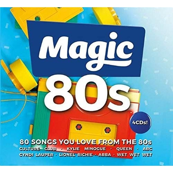 Magic 80s CD