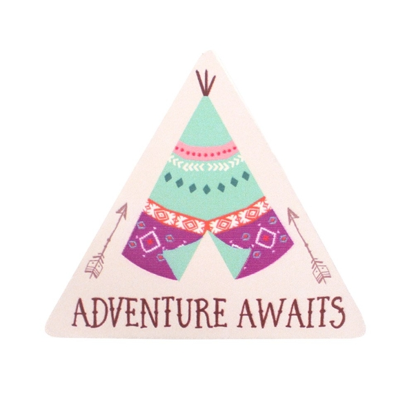 Adventure Awaits Magnet