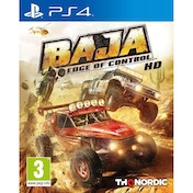 Baja Edge Of Control HD PS4 Game