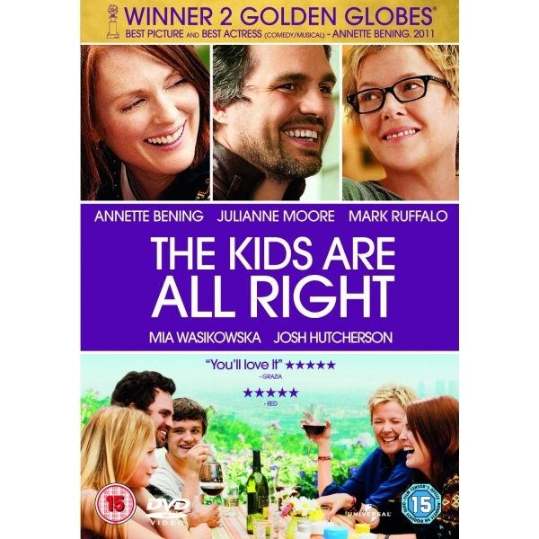 The Kids Are All Right DVD