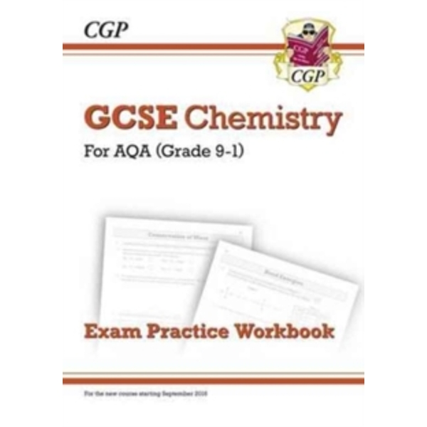 New Grade 9-1 GCSE Chemistry: AQA Exam Practice Workbook by CGP Books (Paperback, 2016)