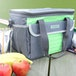 Large 16L Insulated Cooler Tote Bag   M&W - Image 6