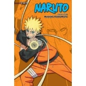 Naruto (3-in-1 Edition), Vol. 18 : Includes vols. 52, 53 & 54 : 18