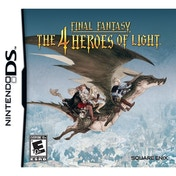 Final Fantasy The 4 Heroes of Light Game DS