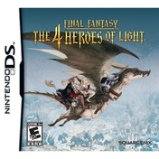 Final Fantasy The 4 Heroes of Light Game DS (#)