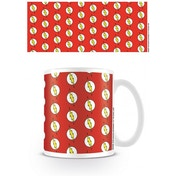 DC Originals The Flash Logo Pattern Mug