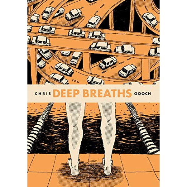 Deep Breaths (Graphic Novel Young Adults)