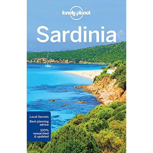 Lonely Planet Sardinia  Paperback / softback 2018