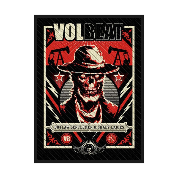 Volbeat - Ghoul Frame Standard Patch