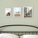 Assorted Photo Frames - Set of 10 White | M&W - Image 4